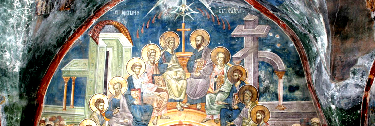Pentecost Tongues a Sign of Catholicity