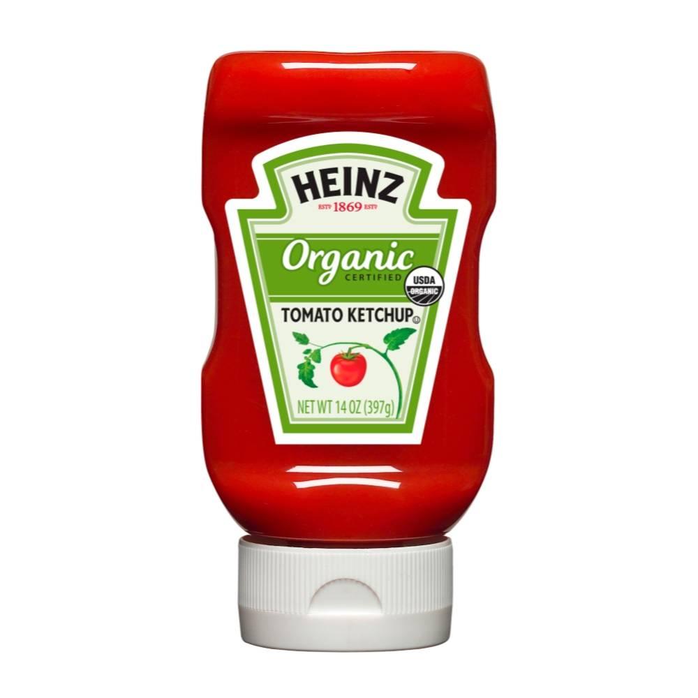 Cátsup Heinz orgánica 397 g