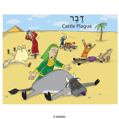 Ten Plagues: Cattle