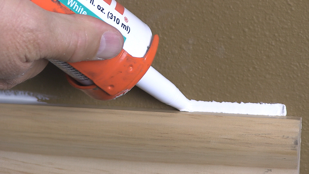 How do I paint over not-paintable caulk?