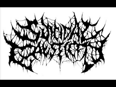 Suicidal Causticity - Excised And Infibulated - The Spiritual Decline ( New  album 2013)