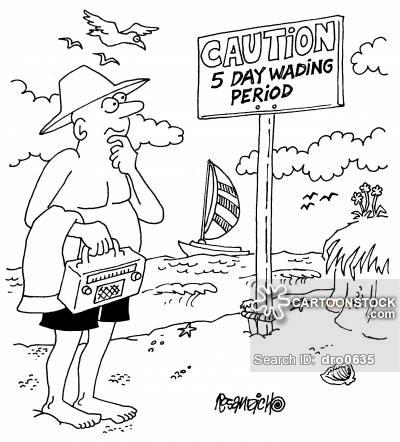 Cautiousness cartoon 12 of 13