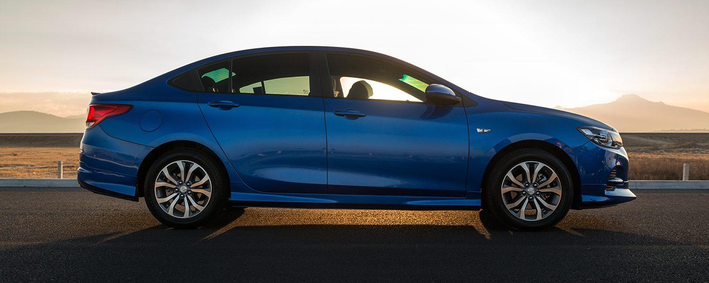 Chevrolet Cavalier 2019, equipado con dirección electroasistida,  transmisión manual de 5 velocidades y automática