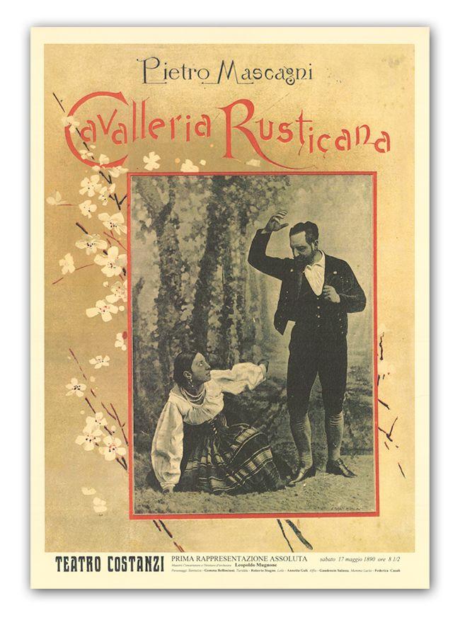 Cavalleria Rusticana, Mascagni