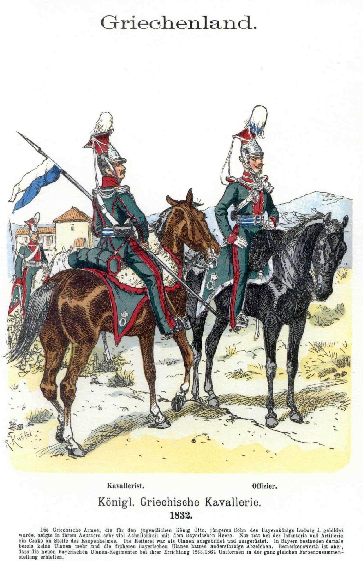Archivo:Greek cavalrymen, 1832.jpg