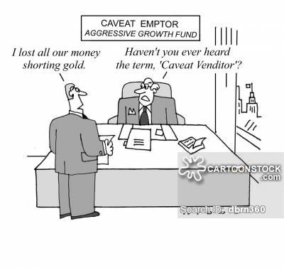 Caveat Emptor Cartoons and Comics - funny pictures from CartoonStock -  Liberal Dictionary