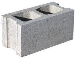 Hollow Concrete Cavity Block