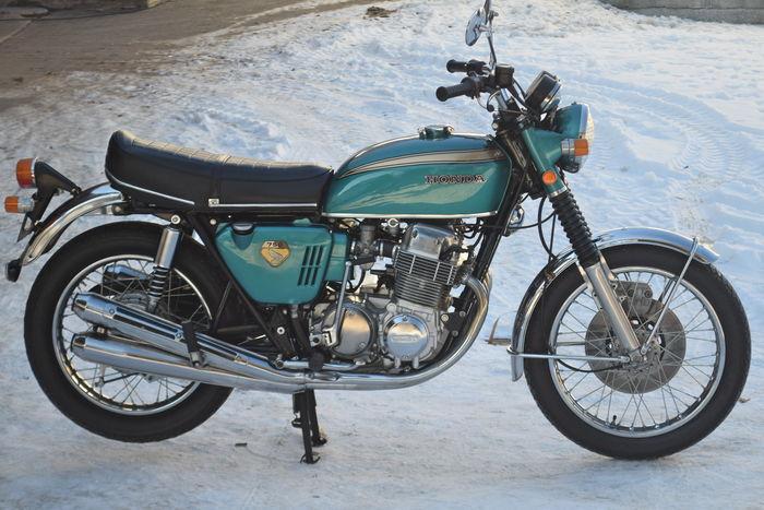 HONDA - CB 750 Four K0 - 1970