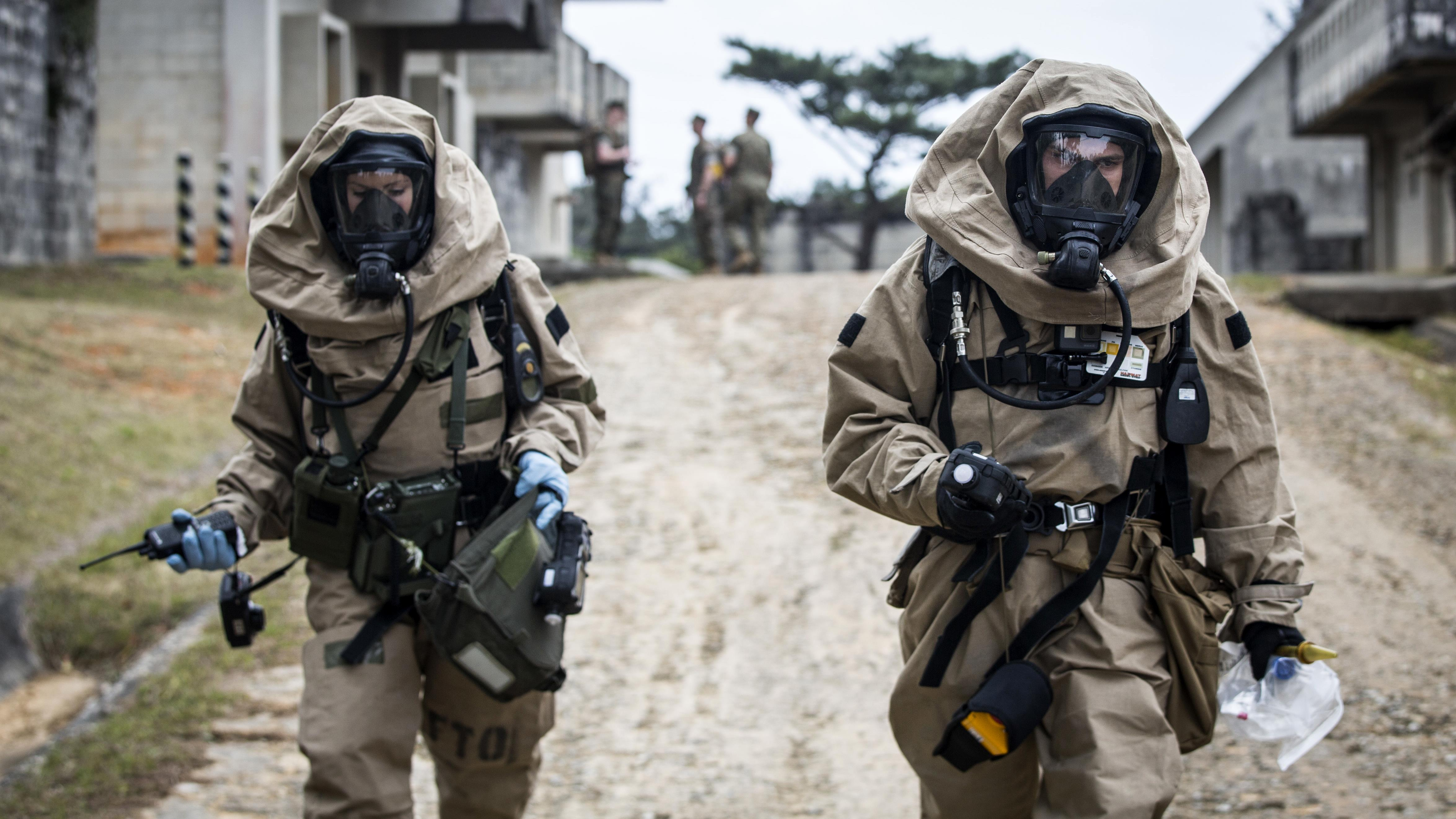 MOS OCC Field 57: Chemical, Biological, Radiological and Nuclear (CBRN)  Defense