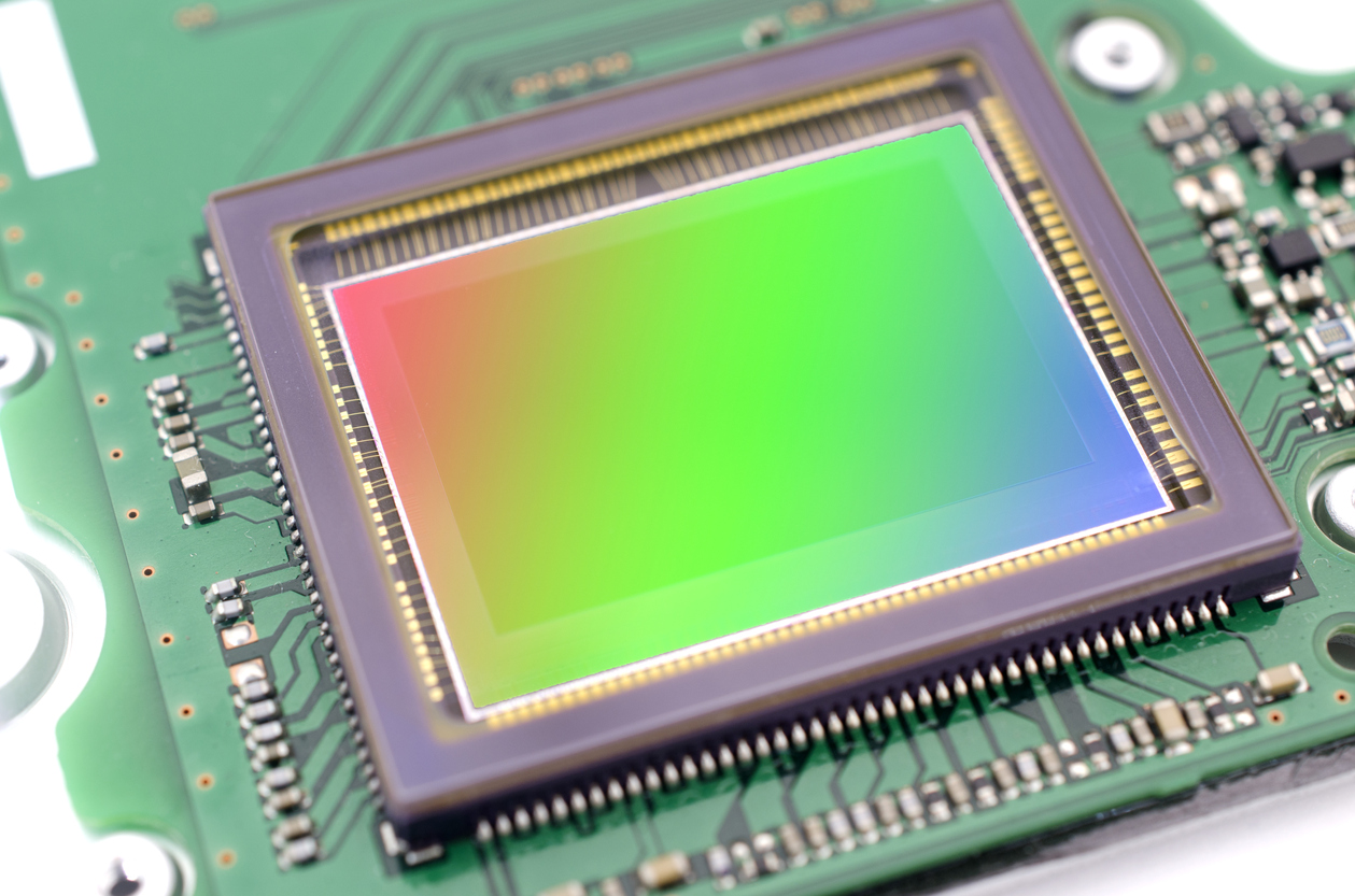 ccd and cmos image sensors