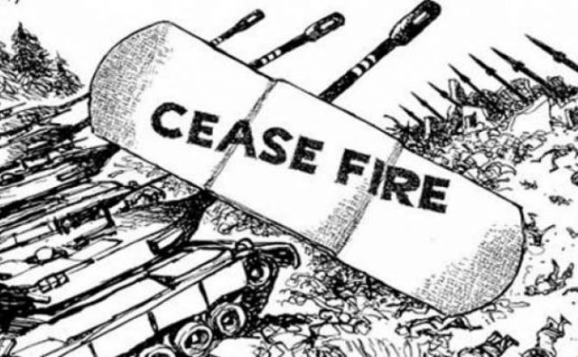 India declares ceasefire in Occupied Kashmir