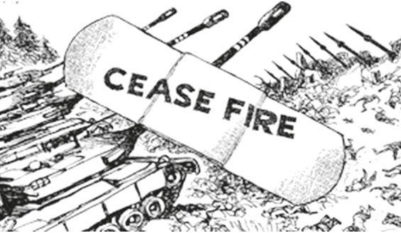 Ceasefire will not be extended: sources in Home Ministry
