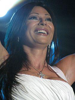 Ceca koncert ljubljana 2009.jpeg