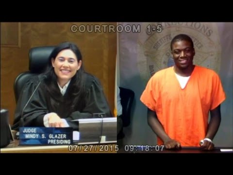 Judge Recognizes Another Defendant in Her Courtroom, This Time From Cruise  Vacat