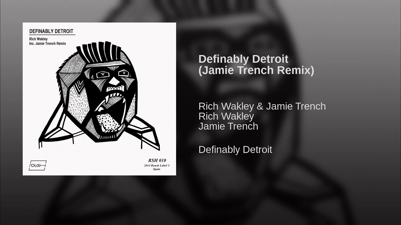 Definably Detroit (Jamie Trench Remix)