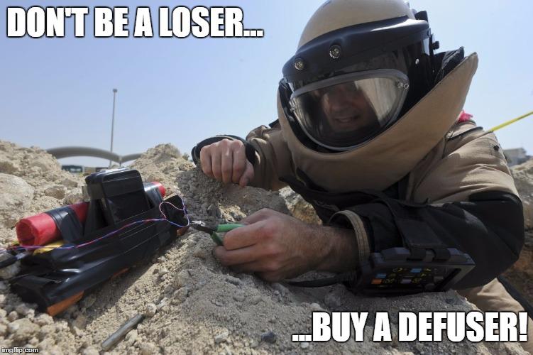 defuser