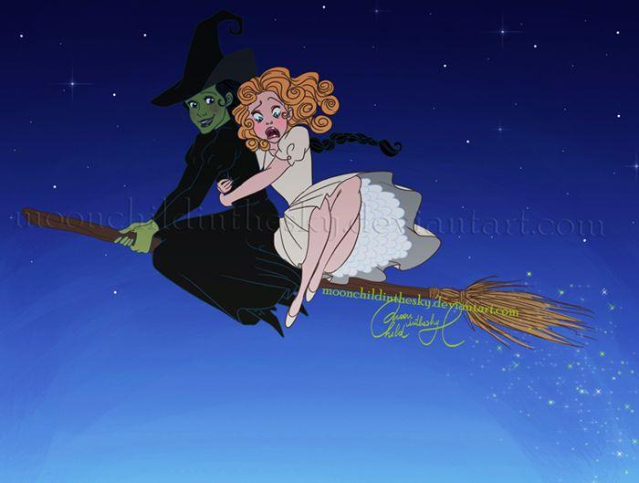 Defying Gravity by moonchildinthesky on deviantART | Wicked | Defying  gravity, Wicked, Wicked musical