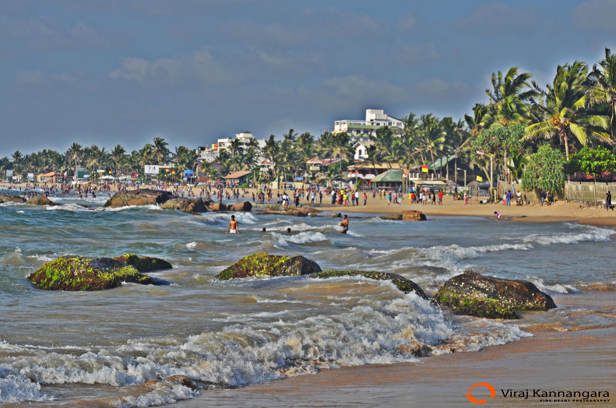 Dehiwala Mount Lavinia Beach To Visit In Sri Lanka - Traveller Location