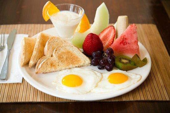 Resto La Muse: Déjeuner santé