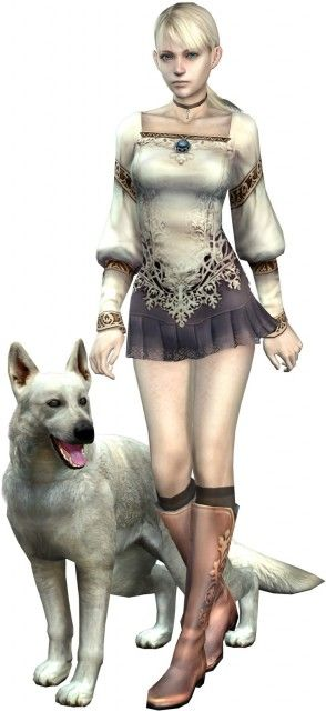 Fiona and Hewie - Haunting Ground (Demento)