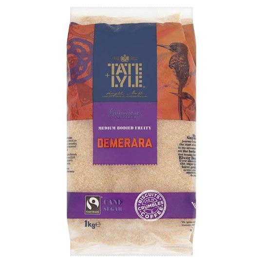 Tate And Lyle Demerara Sugar Fair Trade 1Kg