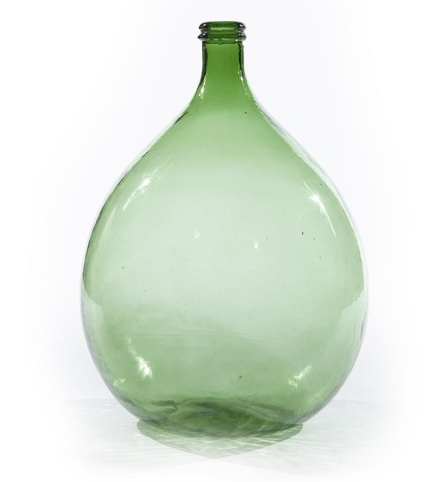 ALaCrateRentals-Green-Demijohn-XL-Glass-Wisconsin ·  ALaCrateRentals_glassdemijohnXXL_detail