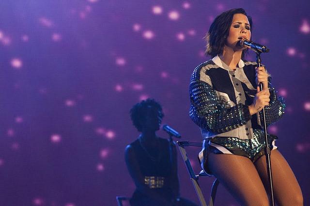 Demi World Tour 2015