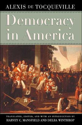 Democracy in America / Edition 1