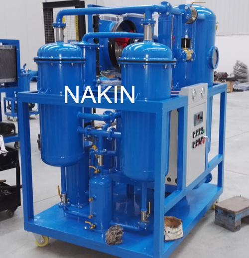 Demulsify Turbine Oil Purifier/Oil Processing