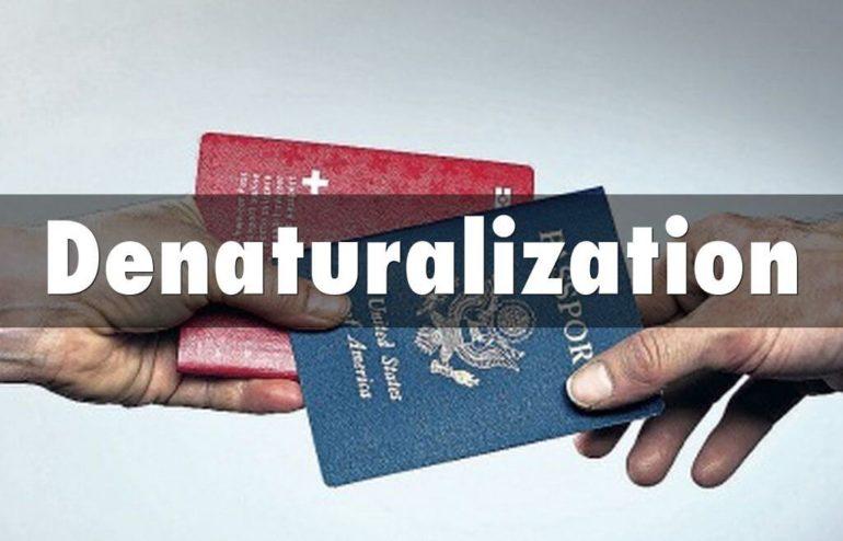 Denationalization lawyer