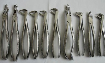 Dental Tooth Extraction Forceps Supplier - Buy Extracting Forcep,Extracting  Forceps Set,Extracting Forceps Kit Product on Traveller Location