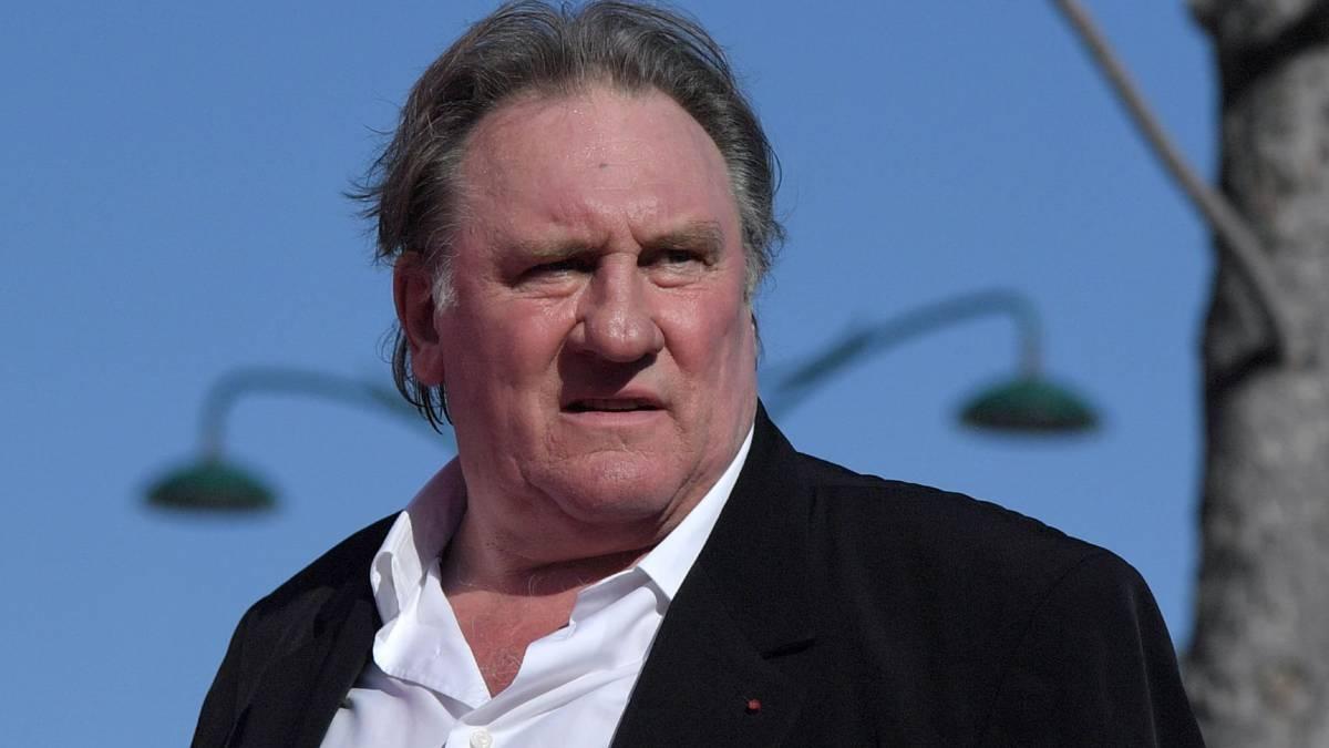 La policía interroga a Gérard Depardieu por una presunta violación a una  actriz de 22 años
