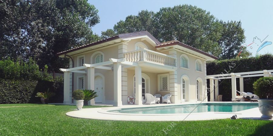 Villa Costes con dependance : Outside view