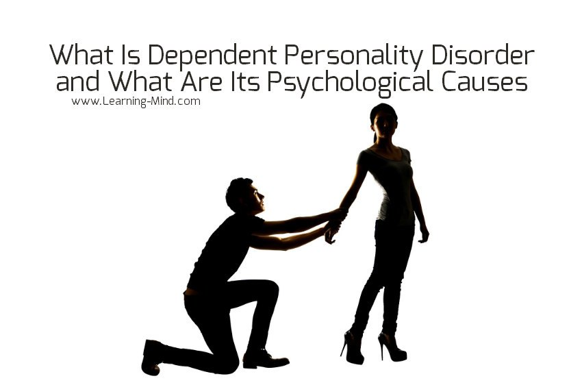 View Larger Image dependent personality disorder