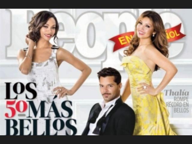 Los 50 Más Bellos de PEOPLE EN ESPAÑOL 2012