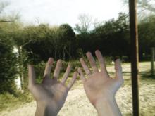 An attempt at a visual representation of depersonalization