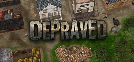Depraved es un juego de construcción de ciudades con parte de  supervivencia, ambientado en el salvaje Oeste. Sobrevive a las estaciones,  a los animales