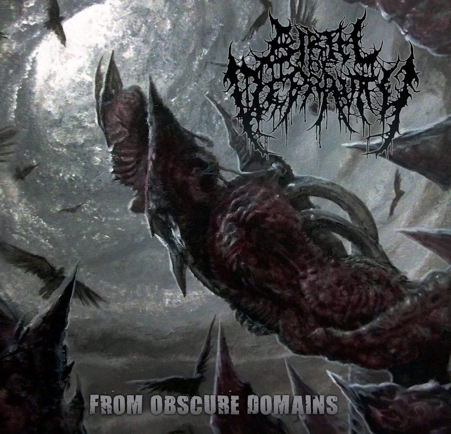 Image of BIRTH OF DEPRAVITY   From Obscure Domains