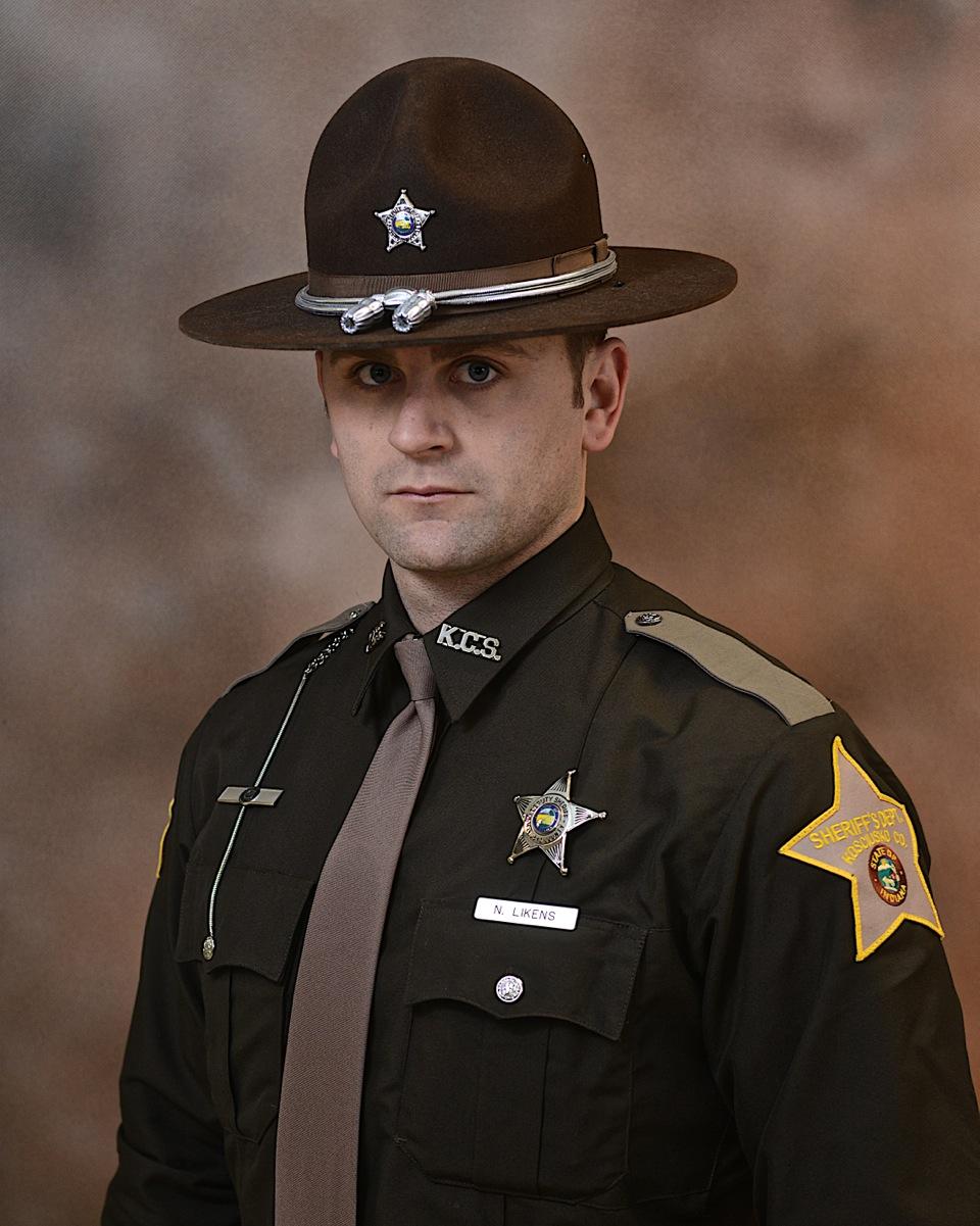 Deputy Sheriff Neil Likens