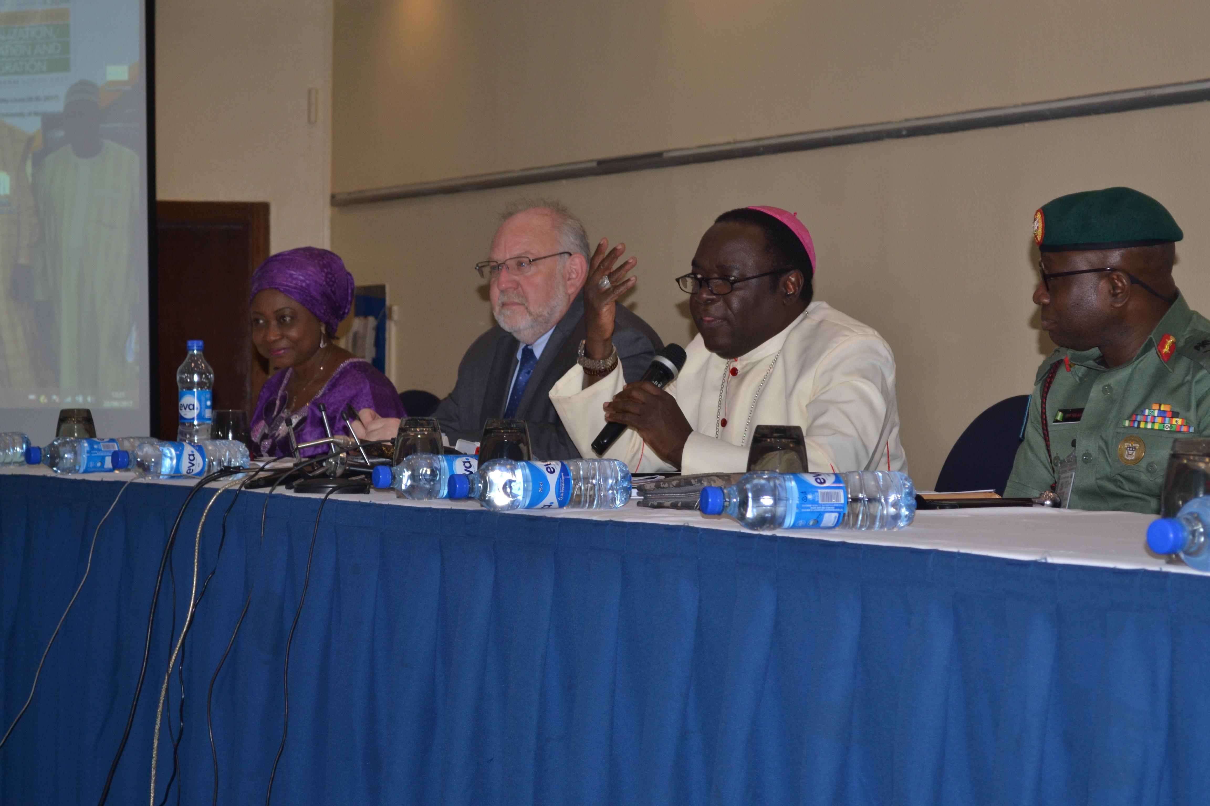 Nigerian govt promises to de-radicalise repentant Boko Haram members