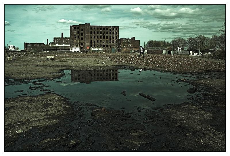 Dereliction - Manchester, Manchester