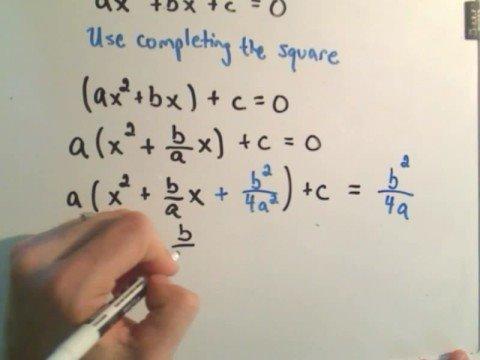 deriving