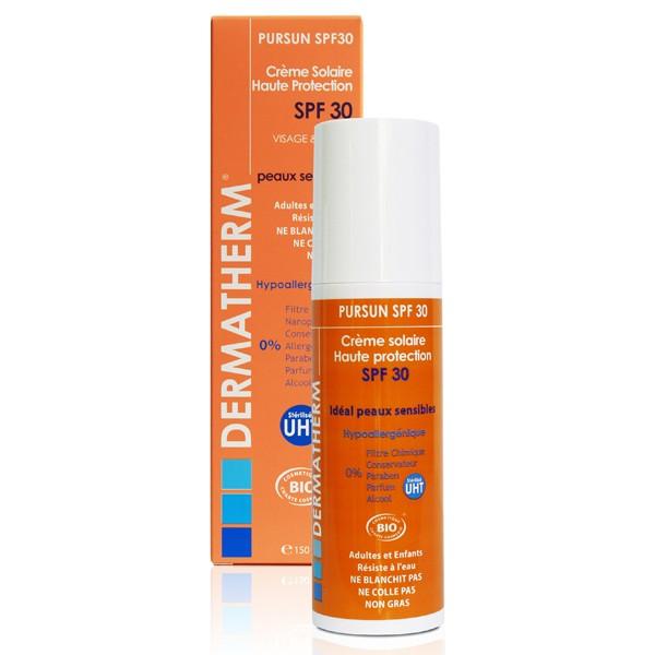 Crème fluide haute protection SPF30 - Dermatherm