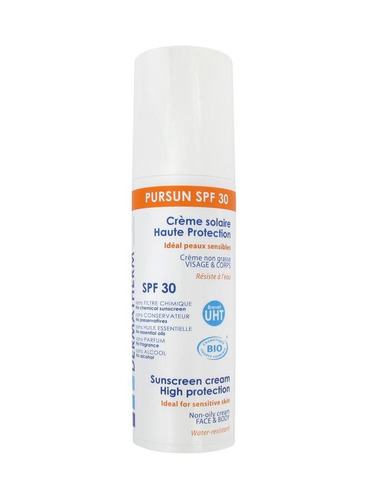 Dermatherm Pursun SPF30 High Sun Protection 150ml