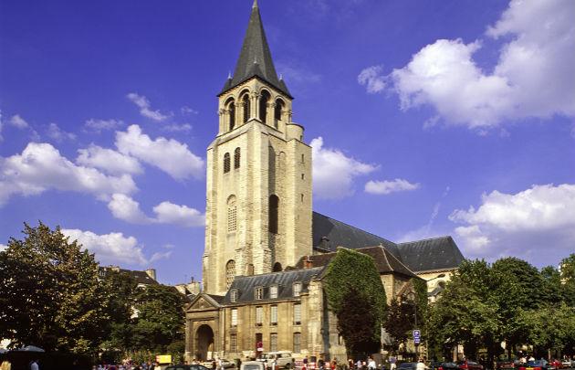 Eglise Saint-Germain-des-Prés,