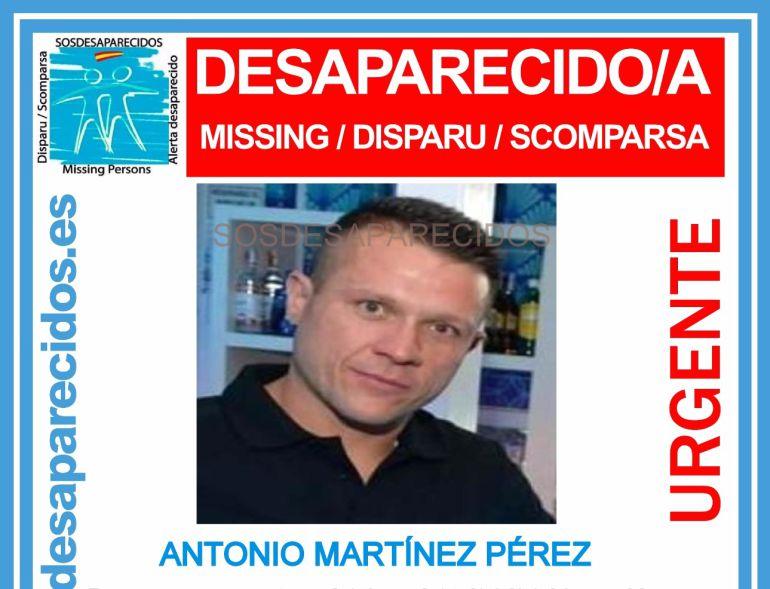 Concentración por el hombre desaparecido en Almansa