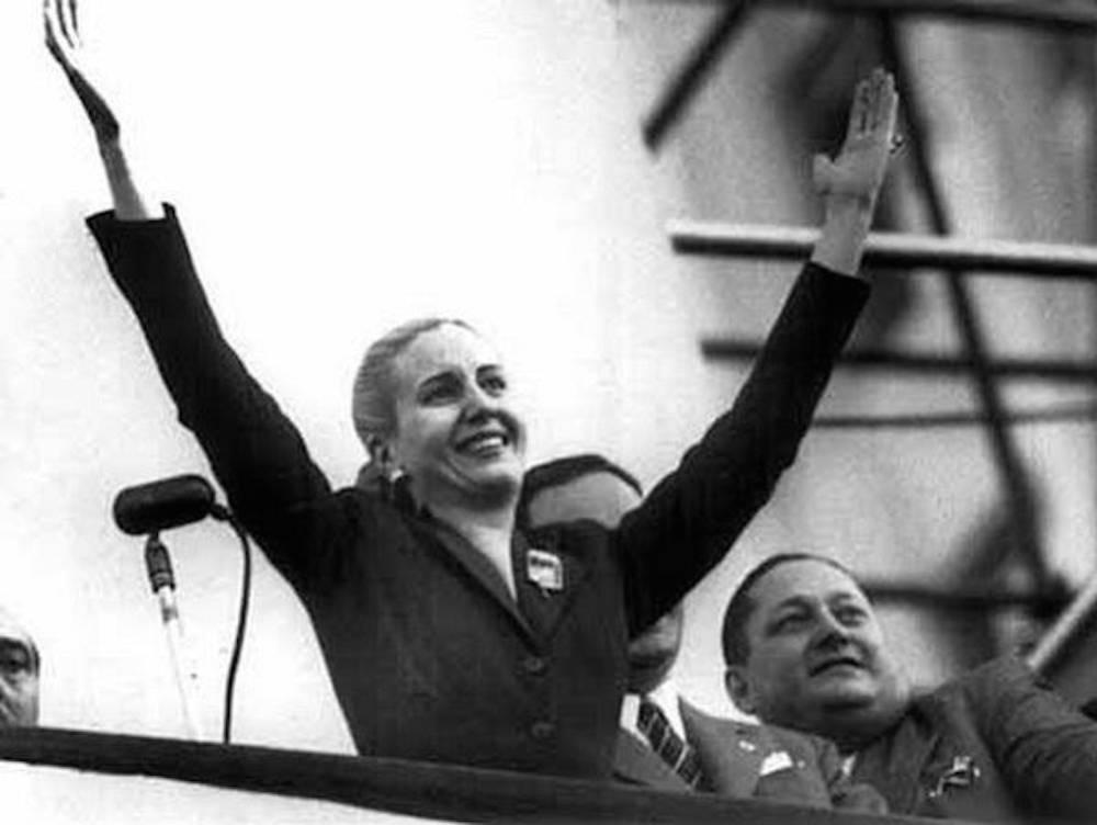 """Eva Perón: la madre de los """"descamisados"""""""
