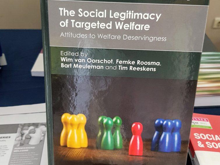 The Social Legitimacy of Targeted Welfare. Attitudes to Welfare  Deservingness