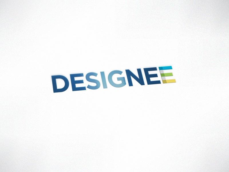 Designee Logo Design By Logoholik logo design logoholik logotype branding  wordmark