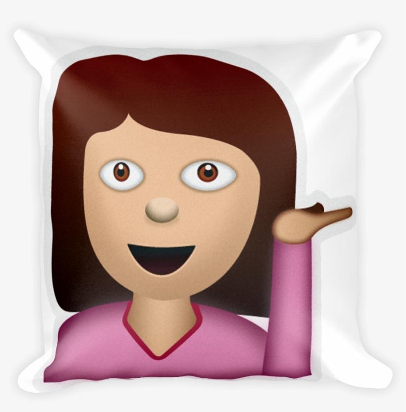 Information Desk Person - Make It Rain Money Emoji